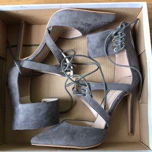 Grey Heels.